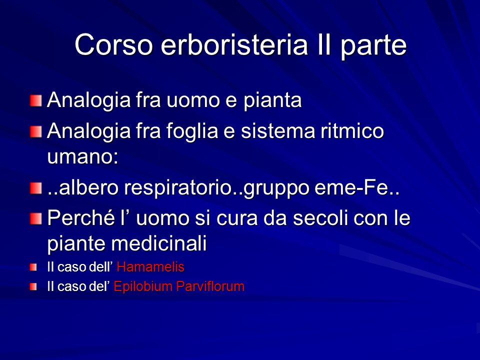 CORSO ERBORISTERIA PARTE II BIANCOSPINO (CRATAEGUS OXYACANTHA) FIORI BIANCHI E BACCHE ROSSE IPERTENSIONE Contiene: flavonoidi, quercitina, rutina, vit.