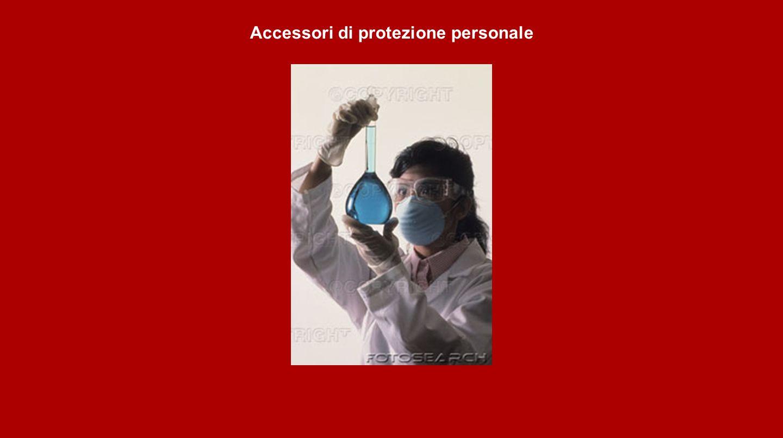 Accessori di protezione personale