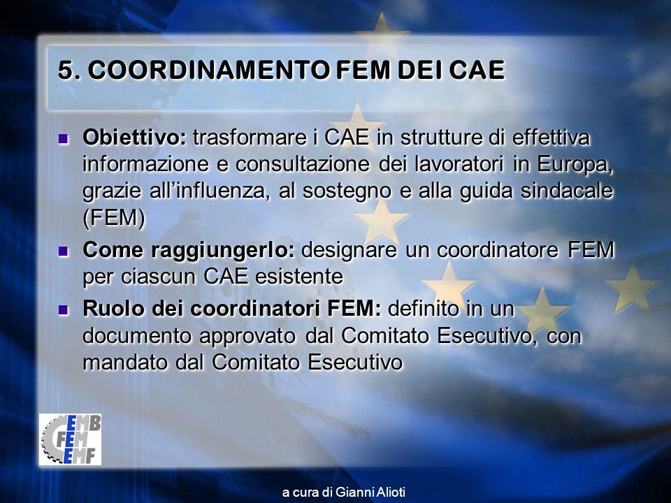 a cura di Gianni Alioti 5.