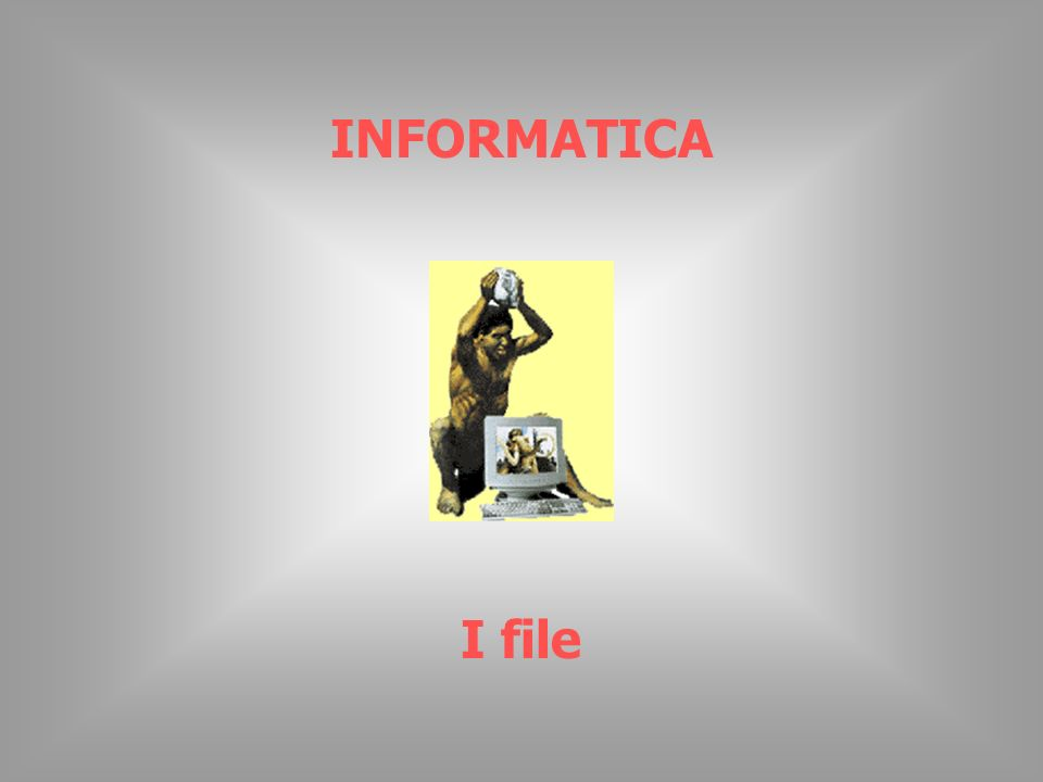 © Piero Demichelis 2 File Per rendere più uniforme possibile il comportamento dei programmi in relazione alla grande varietà dei dispositivi periferici, i linguaggi moderni fanno riferimento ad un modello: i periferici sono visti come file o flusso sequenziale, cioè come una struttura dati.