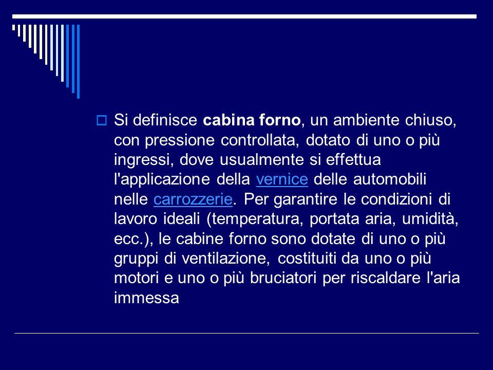 Attualmente le carrozzerie italiane sono obbligate per normativa europea ad utilizzare vernici all acqua, meno inquinanti ma con tempi di evaporazione in forno più lunghi e risultati qualitativi mediamente inferiori alla vecchia vernice a solvente.