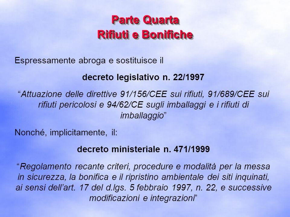 Parte Quinta Tutela dellaria Titolo IPrevenzione e limitazione delle emissioni in atmosfera di impianti e attività (artt.