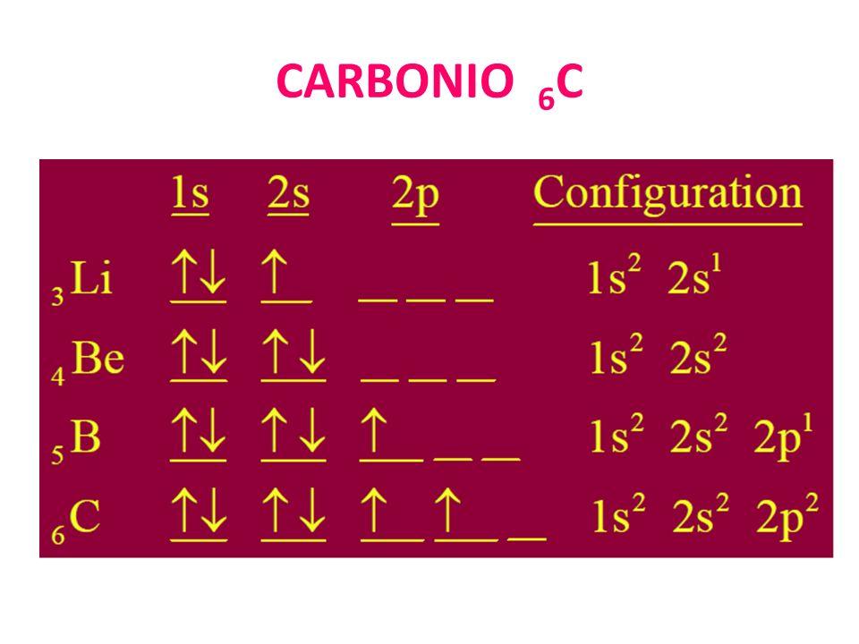 CARBONIO 6 C