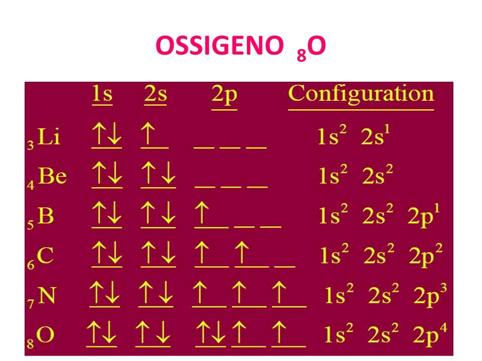 OSSIGENO 8 O