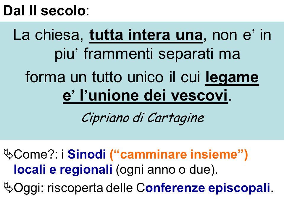 1Cor 3,4-9: Quando uno dice: «Io sono di Paolo», e un altro: «Io sono di Apollo», non vi dimostrate semplicemente uomini.