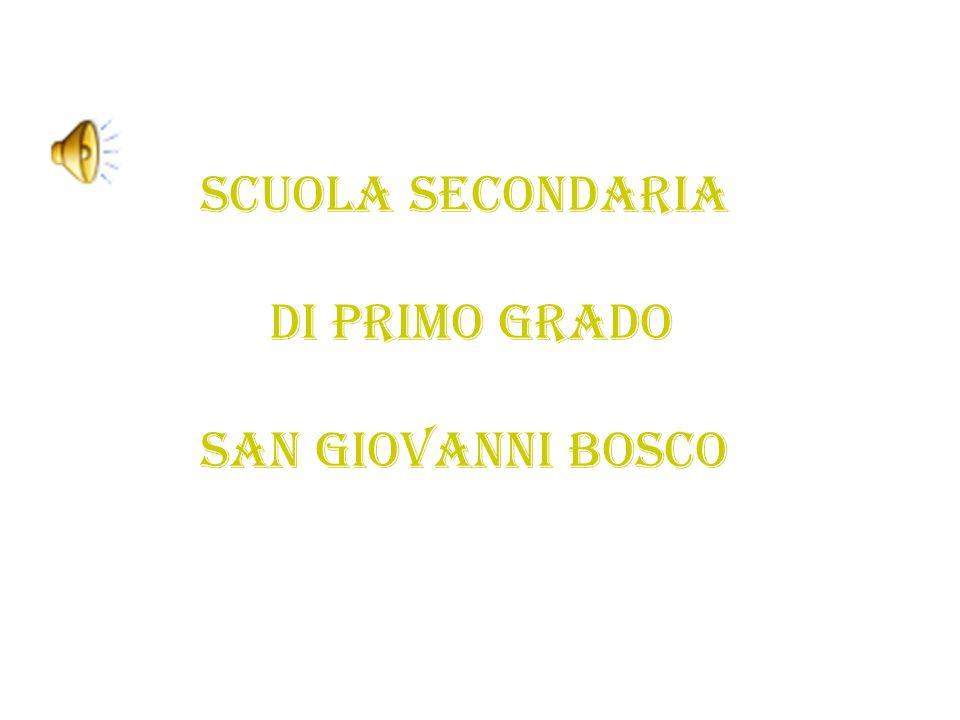 Scuola secondaria di primo grado San Giovanni bosco