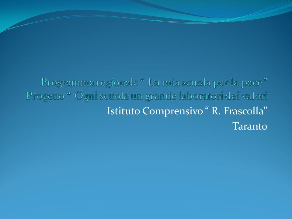 Istituto Comprensivo R. Frascolla Taranto