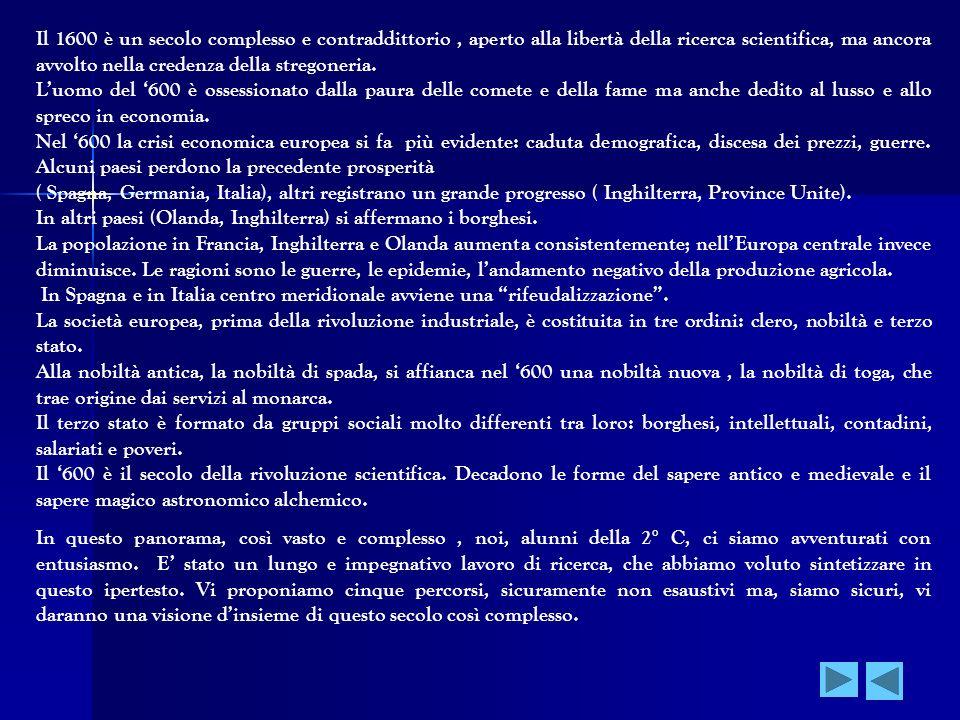 Le Persecuzioni IL TRIBUNALE DELLINQUISIZIONE LA STREGONERIA p. 1/3