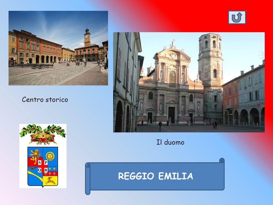 Piacenza Parma Reggio Emilia Moden a Bologna Ferrara Ravenna Forlì Cesena Rimini Capoluogo e province