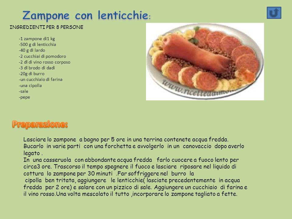 Ingredienti per 8 persone: 1kg di ragù classico bolognese 400g di Parmigiano Reggiano grattugiato al momento salsa besciamella fatta con100g di farina