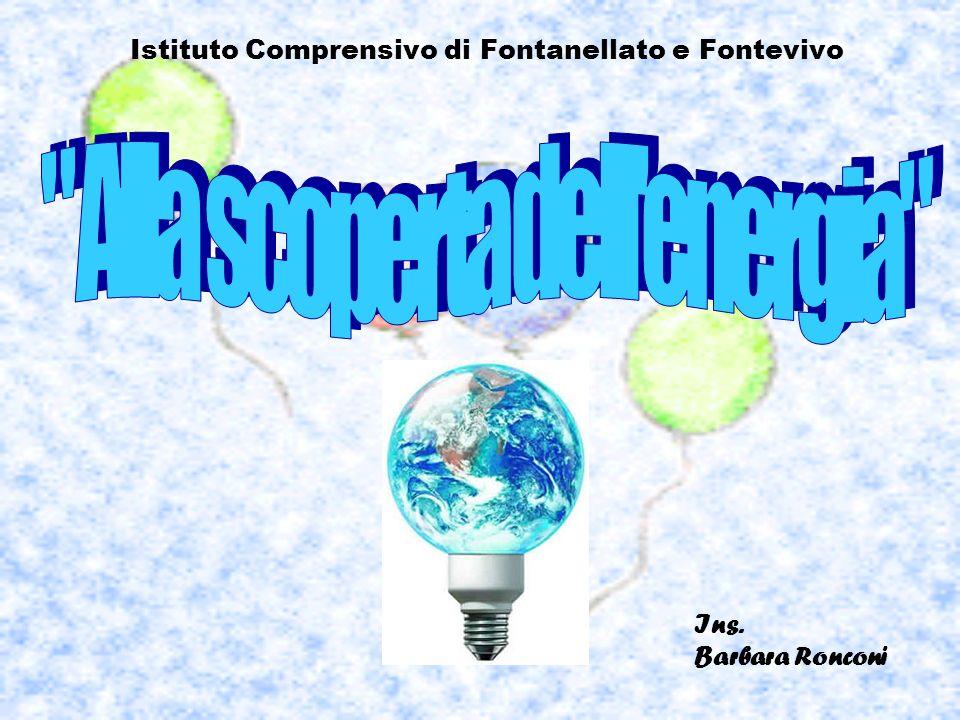 Istituto Comprensivo di Fontanellato e Fontevivo Ins. Barbara Ronconi