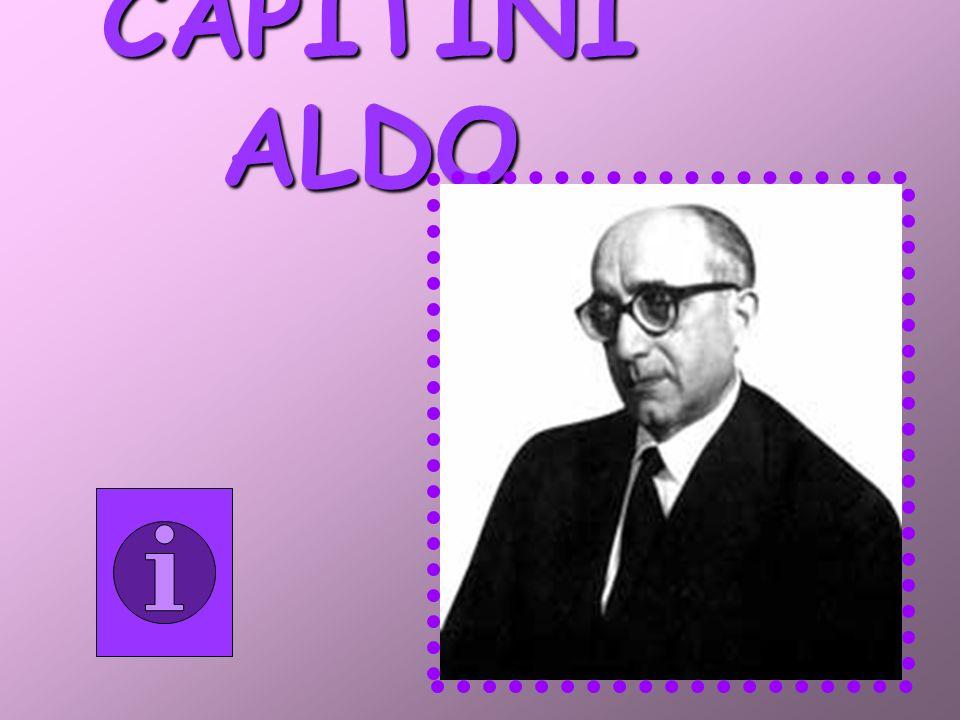 CAPITINI ALDO