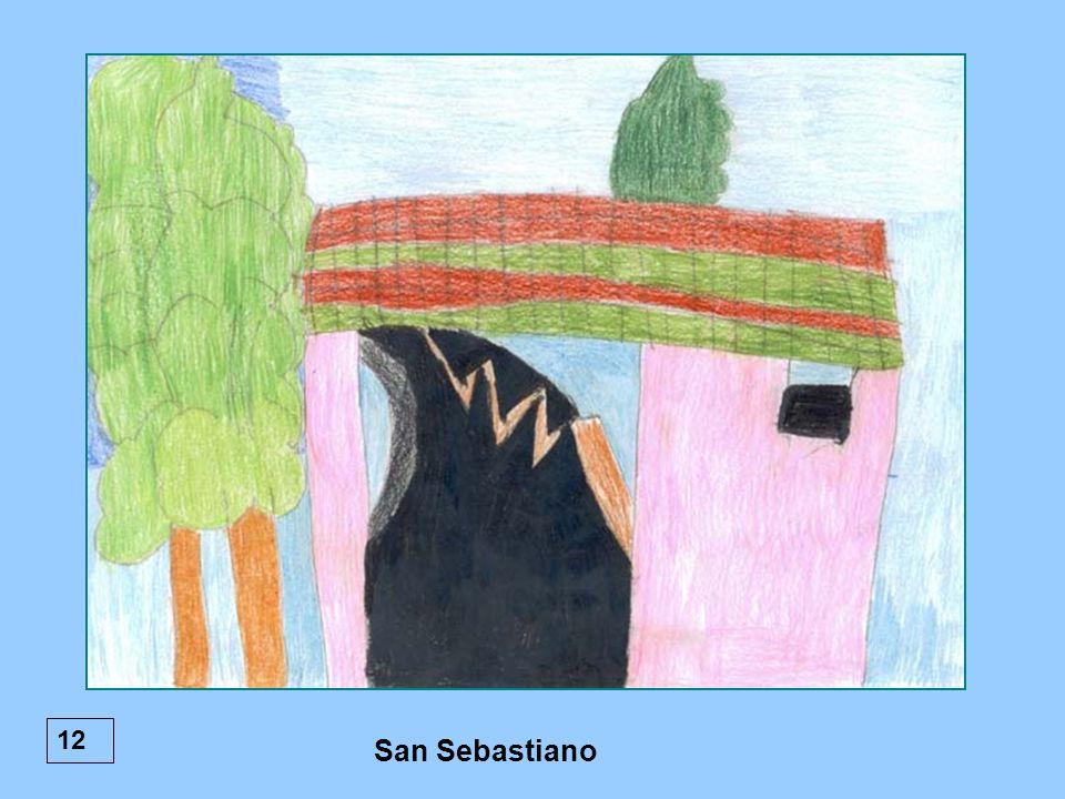 12 San Sebastiano