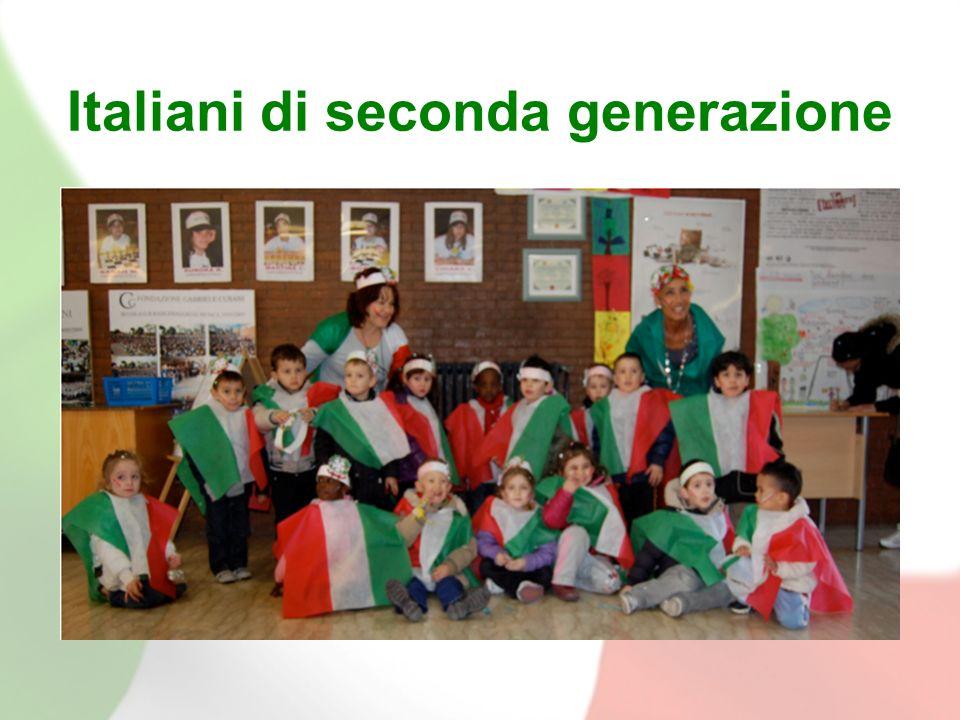 Italiani di seconda generazione