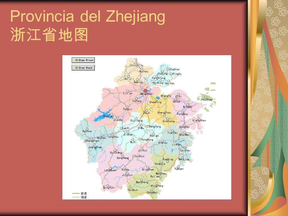 Provincia del Zhejiang