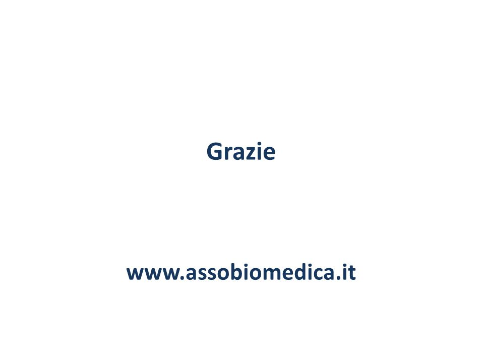 Grazie www.assobiomedica.it