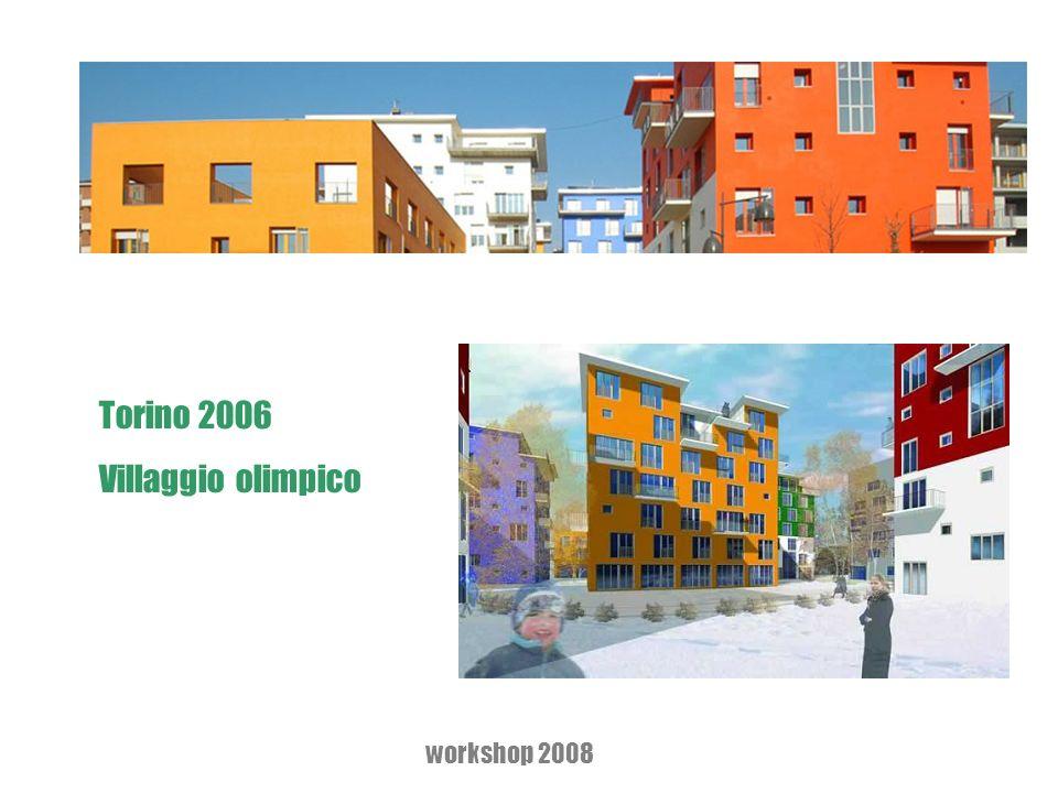 Torino 2006 Villaggio olimpico