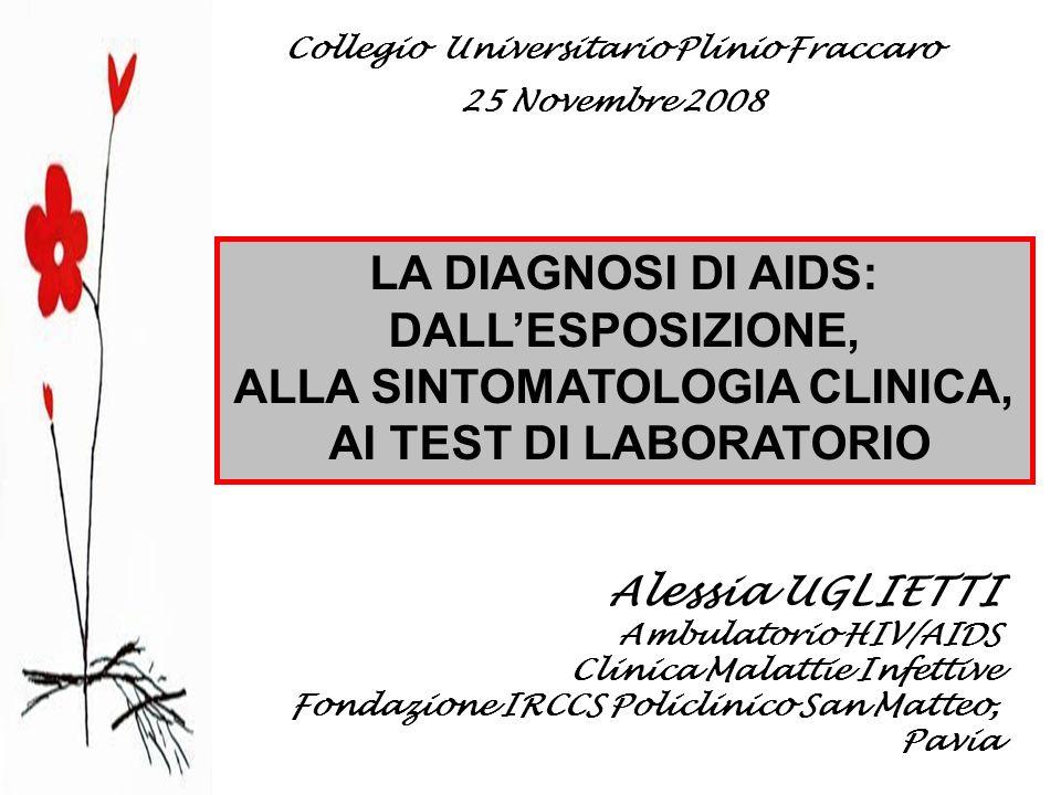 Uni-Gold Recombigen TEST RAPIDI Conservato a temperatura ambiente Screening per HIV-1 e 2 Resultati in 10 minuti