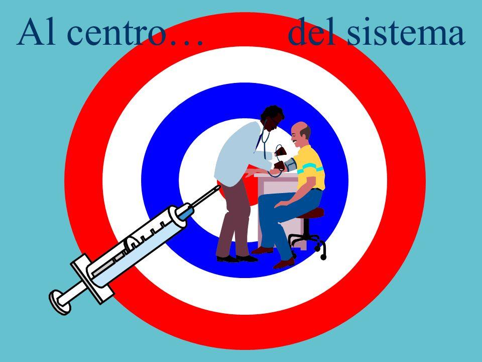 Al centro… del sistema