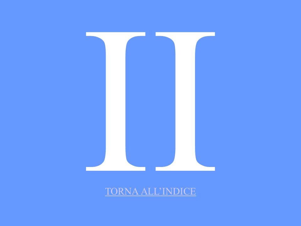 II TORNA ALLINDICE