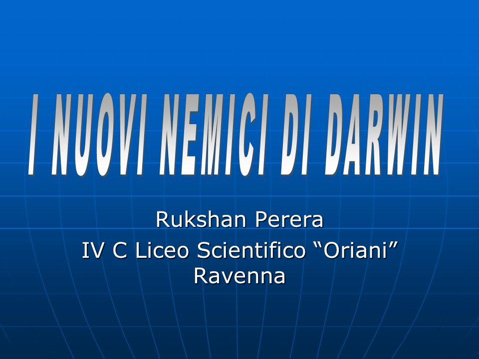Rukshan Perera IV C Liceo Scientifico Oriani Ravenna
