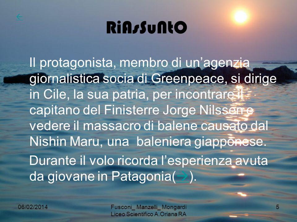 06/02/2014Fusconi_ Manzelli_ Mongardi Liceo Scientifico A.Oriana RA 16 Contaminazione radioattiva In passato sono stati decisivi i test effettuati sulle armi nucleari.