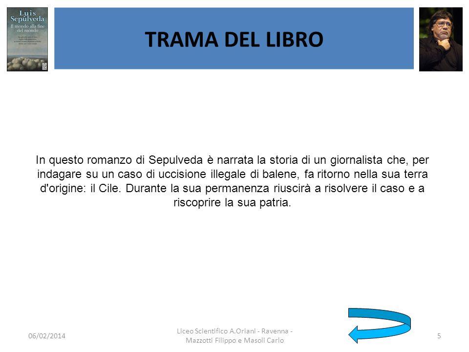 15/05/10 Liceo Scientifico A.Oriani - Ravenna - Mazzotti Filippo e Masoli Carlo 16 TEMA: RAPPORTO UOMO-NATURA Luomo contro la natura.