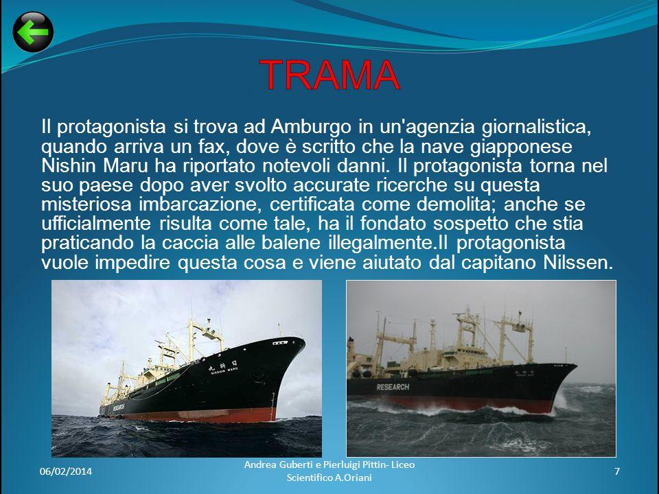 06/02/201418 Andrea Guberti e Pierluigi Pittin- Liceo Scientifico A.Oriani