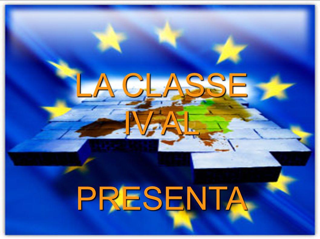 LA CLASSE VI AL PRESENTA... PRESENTA... LA CLASSE IV AL PRESENTA