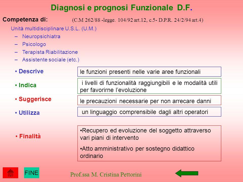 Descrive Indica Suggerisce Utilizza le funzioni presenti nelle varie aree funzionali i livelli di funzionalità raggiungibili e le modalità utili per f