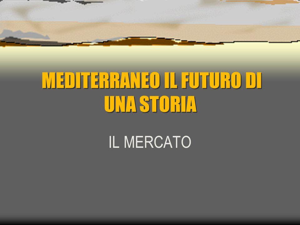 MEDITERRANEO IL FUTURO DI UNA STORIA IL MERCATO