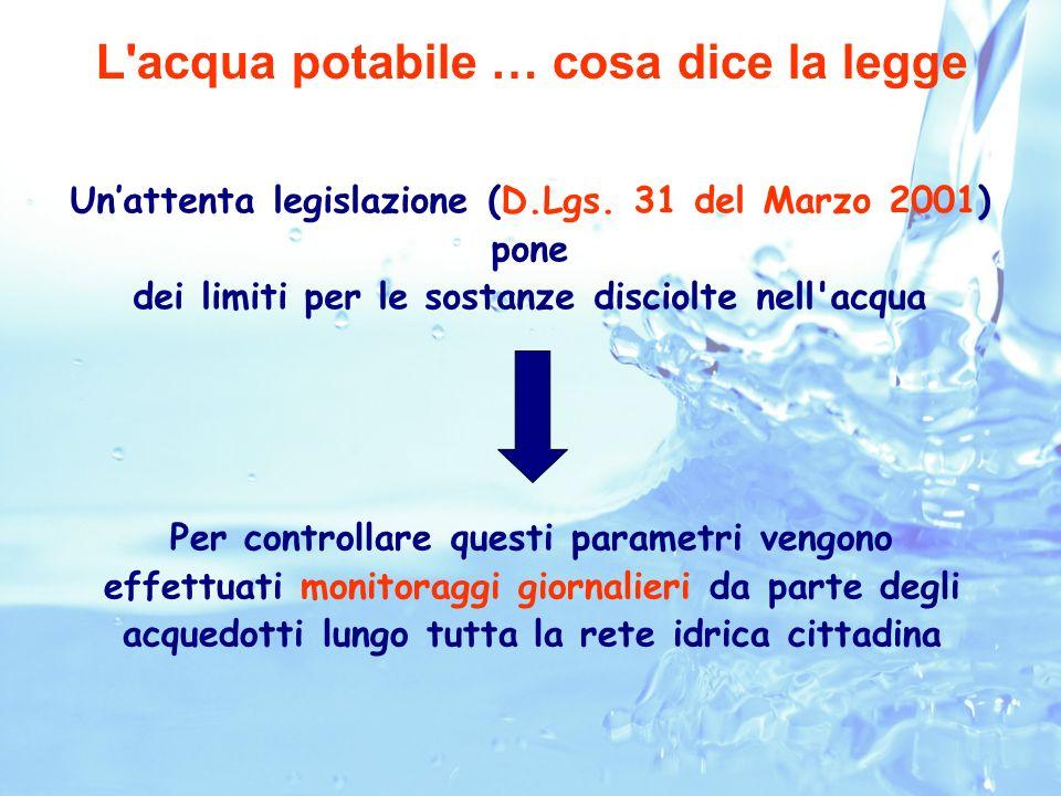 Unattenta legislazione (D.Lgs.