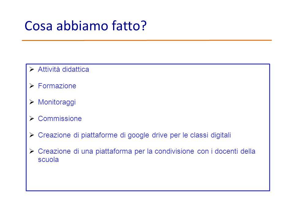 Grazie dellattenzione Credits: Milena Marengoni Le slide dalla n°3 alla n°9 sono tratte dalla presentazione La didattica nella tecnologia di Francesca Berengo, CC-By-SA
