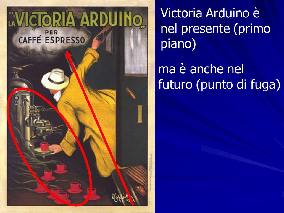 Victoria Arduino è nel presente (primo piano) ma è anche nel futuro (punto di fuga)