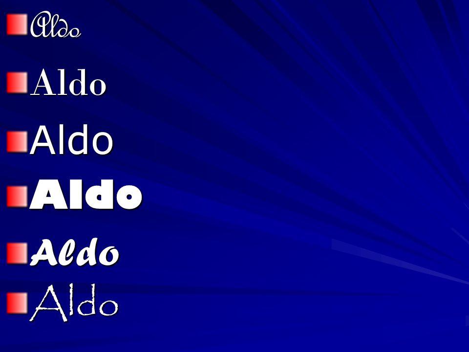 AldoAldoAldoAldoAldoAldo