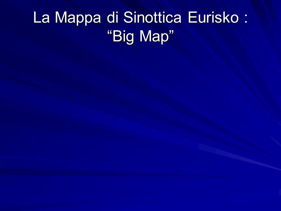 La Mappa di Sinottica Eurisko : Big Map
