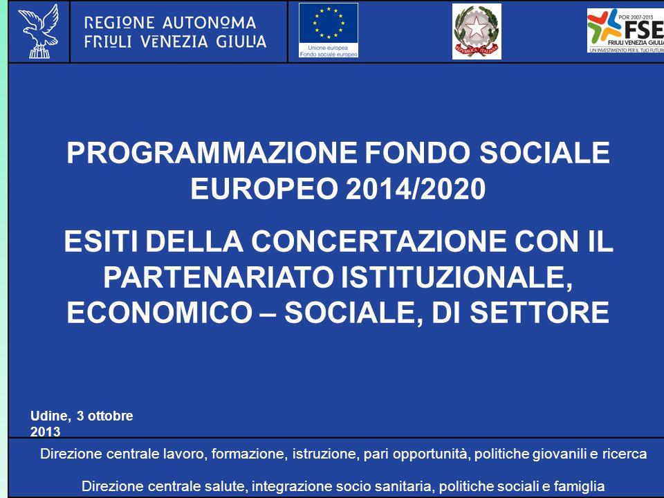 32 Priorità 9.5 - promozione delleconomia sociale e delle imprese sociali rafforzamento dellimpresa sociale attuazione di misure di ingegneria finanziaria per rafforzare la solidità economica delle imprese sociali (connesse a quelle di cui alle priorità di investimento 9.1/8.1) consolidamento delle competenze di tipo gestionale, organizzativo e professionale del personale delle imprese sociali
