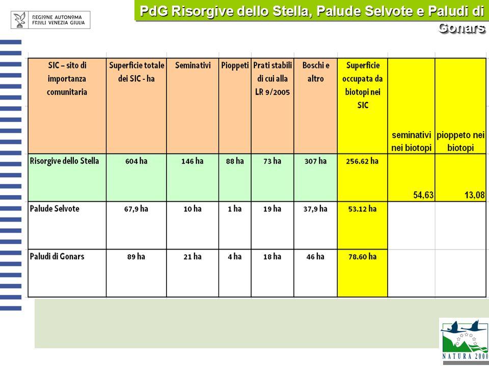 DIRETTIVA UCCELLI 79/409/CEE LA RETE NATURA 200o IN FVG OGGI ITER AMMINISTRATIVO PdG Risorgive dello Stella, Palude Selvote e Palude di Gonars Redazione del documento del piano di gestione (Agriconsulting) avvio iter di adozione - giugno 2010; Il Servizio ha effettuato una significativa revisione delle scelte strategiche dei Pdg sulla base dei pareri (enti territoriali e associazioni di categoria, Comitato tecnico scientifico e Comitato faunistico) raccolti ai sensi di legge sul Pdg Stella, nonché di una revisione tecnico giuridica, Gli elaborati dei 3 piani sono stati adottati dalla Giunta e pubblicati sul BUR Definizione della misura indennità Natura 2000 Verifica pertinenza delle OSSERVAZIONI ITER DI APPROVAZIONE (FASE ATTUALE) Redazione del documento del piano di gestione (Agriconsulting) avvio iter di adozione - giugno 2010; Il Servizio ha effettuato una significativa revisione delle scelte strategiche dei Pdg sulla base dei pareri (enti territoriali e associazioni di categoria, Comitato tecnico scientifico e Comitato faunistico) raccolti ai sensi di legge sul Pdg Stella, nonché di una revisione tecnico giuridica, Gli elaborati dei 3 piani sono stati adottati dalla Giunta e pubblicati sul BUR Definizione della misura indennità Natura 2000 Verifica pertinenza delle OSSERVAZIONI ITER DI APPROVAZIONE (FASE ATTUALE)