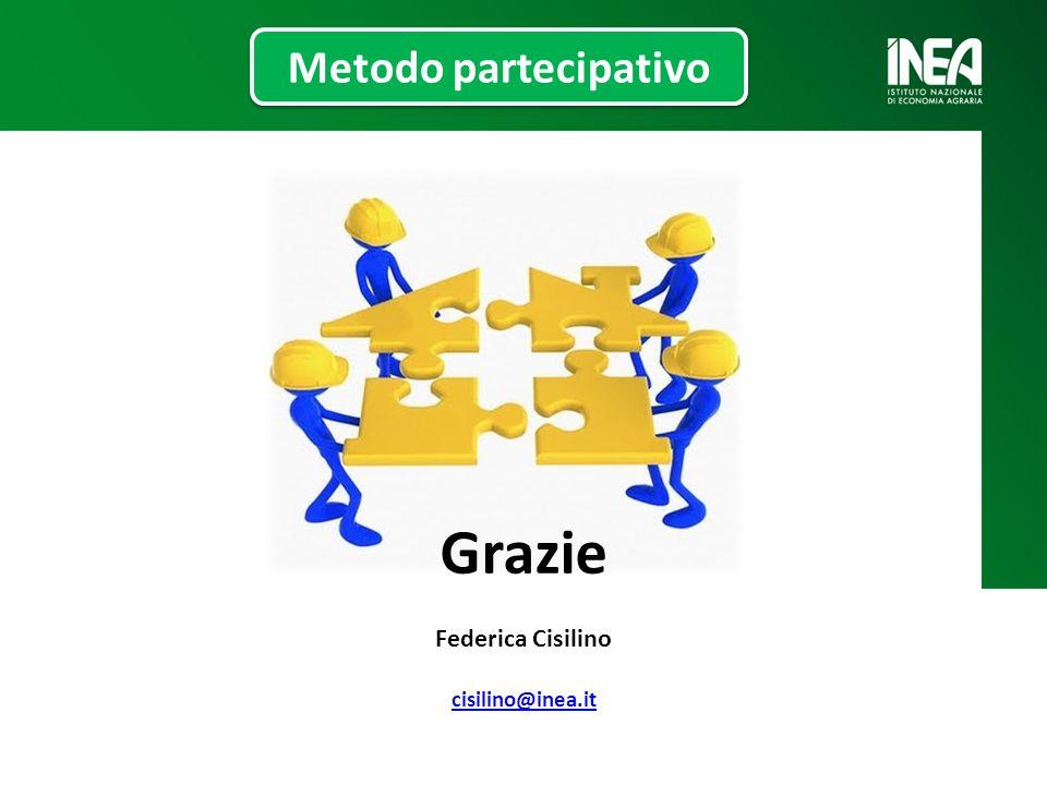Grazie Federica Cisilino cisilino@inea.it