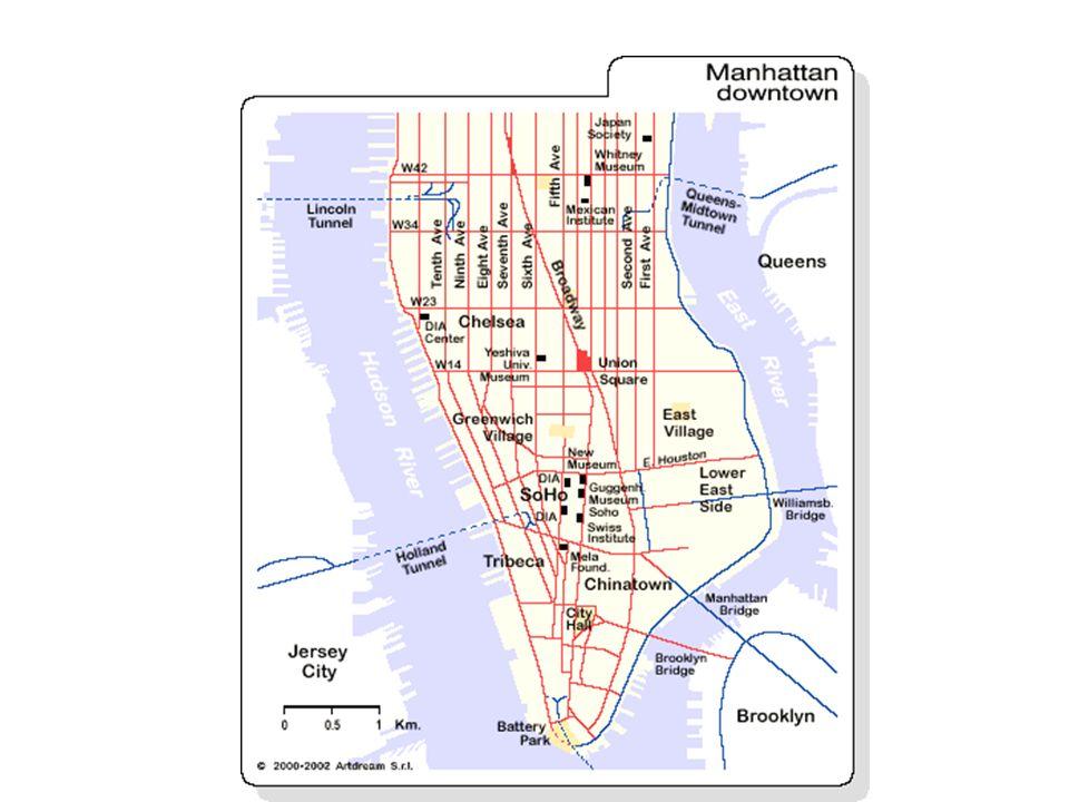 Il Tassista a Manhattan B A