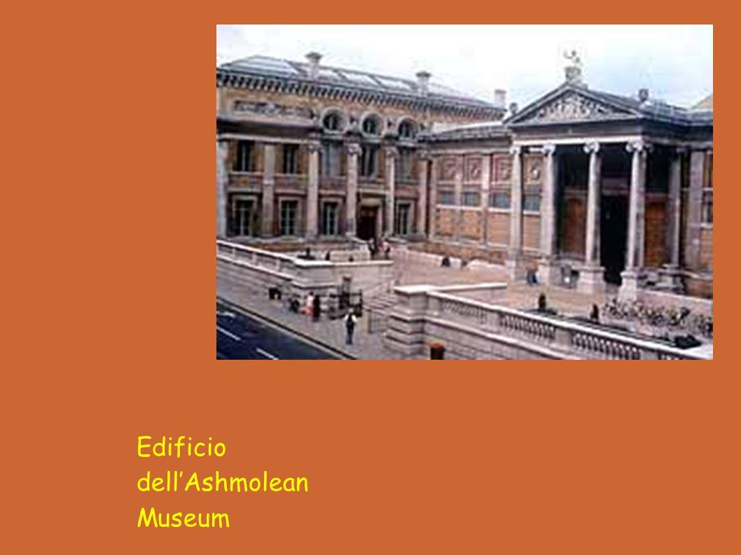 Edificio dellAshmolean Museum