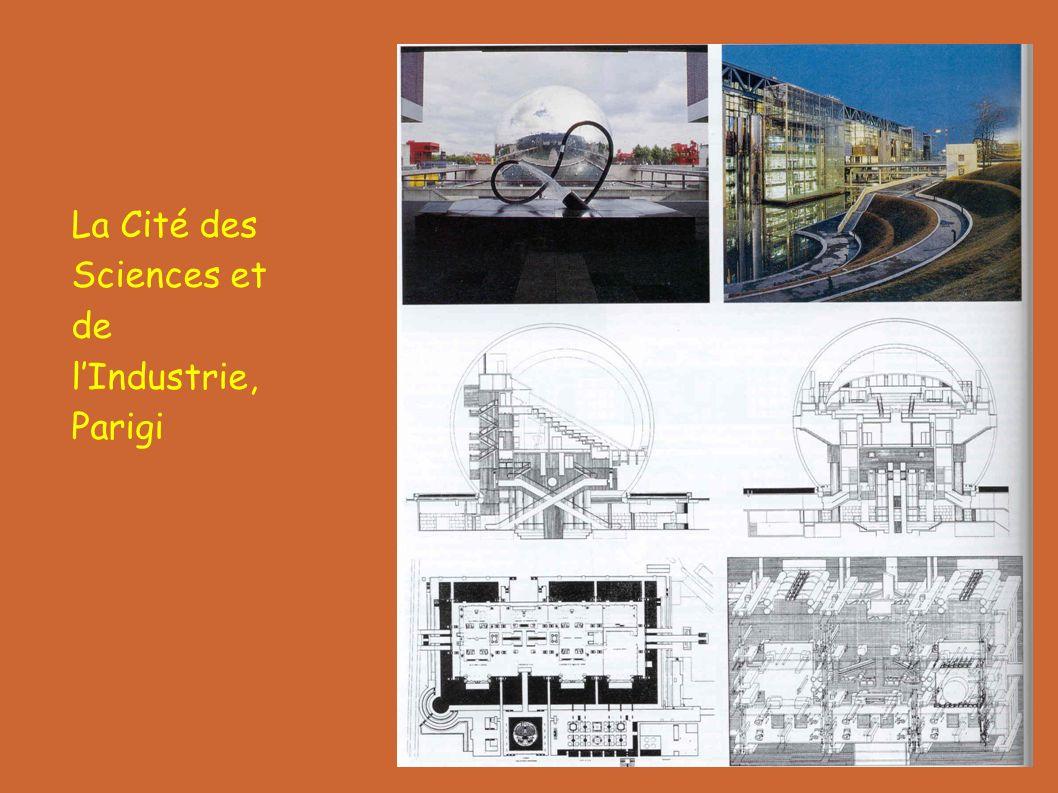 La Cité des Sciences et de lIndustrie, Parigi