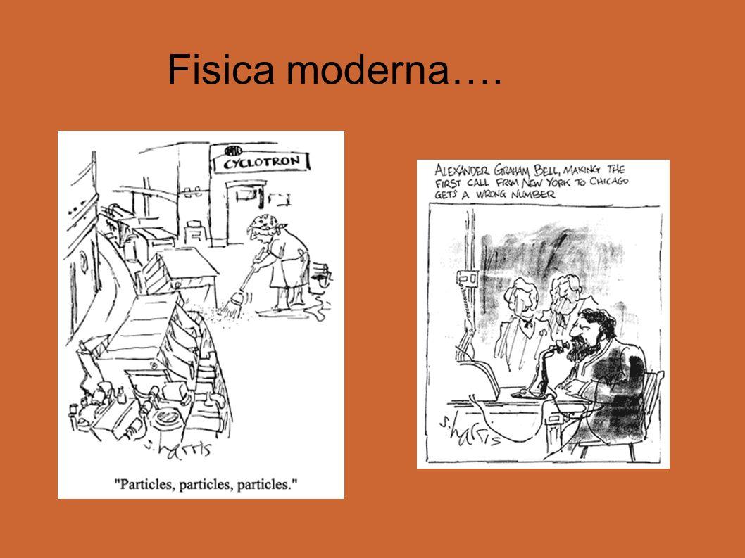 Fisica moderna….