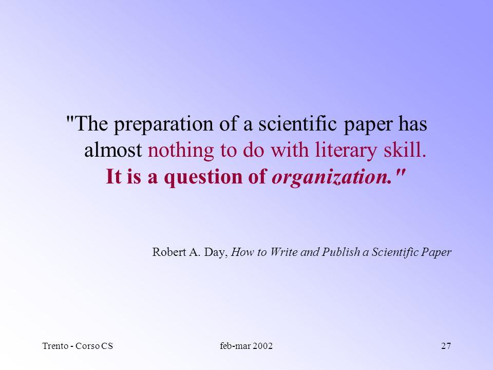 Trento - Corso CSfeb-mar 200226 La piramide della comunicazione interna alla scienza