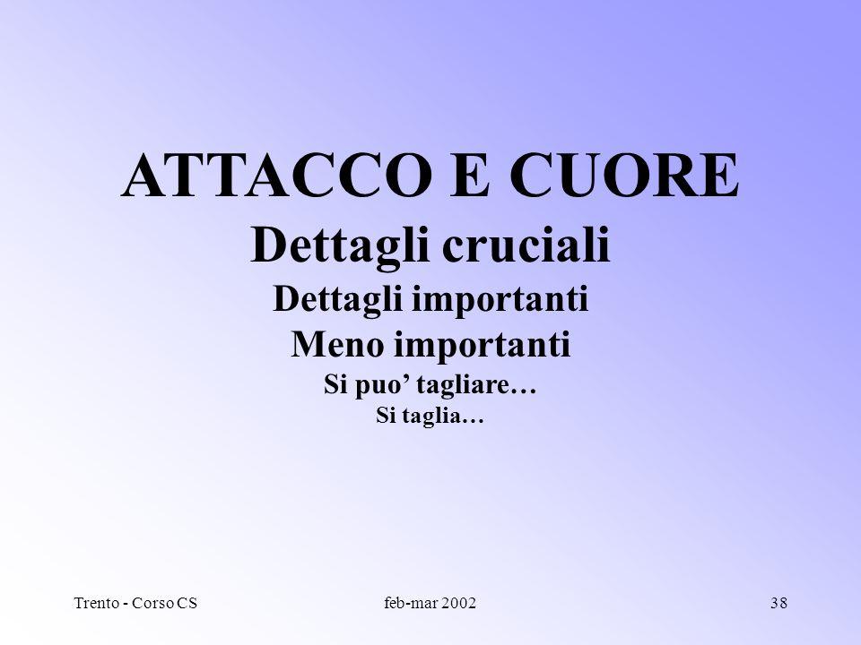 Trento - Corso CSfeb-mar 200237 La piramide invertita della comunicazione pubblica della scienza