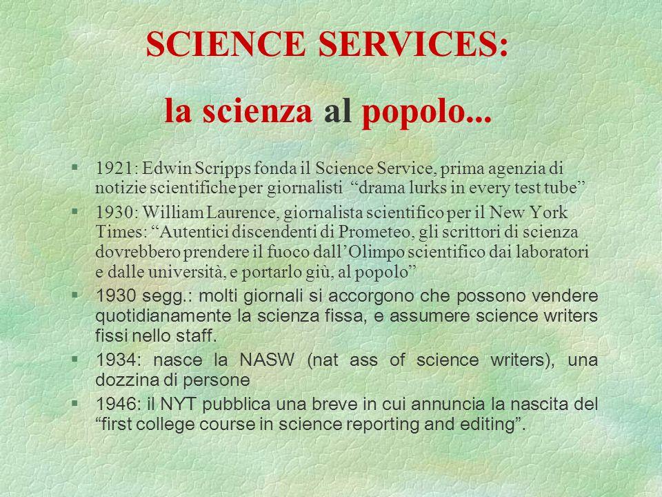 Nel frattempo… la scienza si fa accademica… §1836, William Whewell alla Baas conia il termine scienziato per definire i membri di questa nuova profess