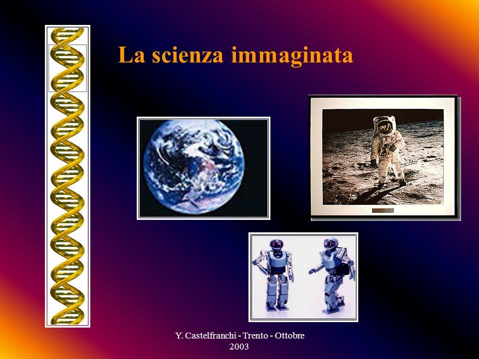 Y. Castelfranchi - Trento - Ottobre 2003 S. Dalí, S.