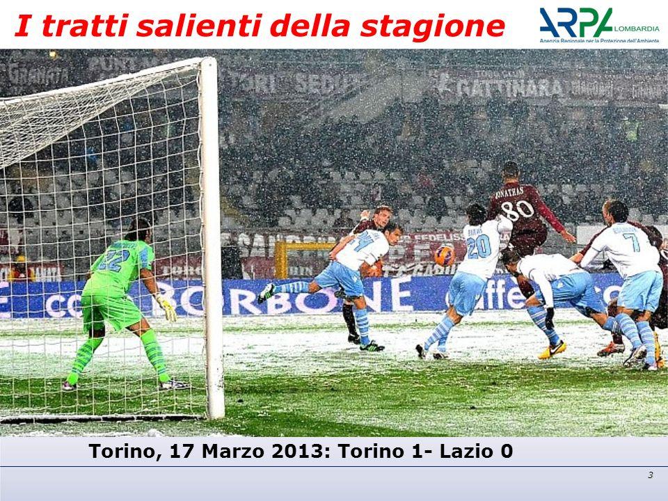 3 Torino, 17 Marzo 2013: Torino 1- Lazio 0