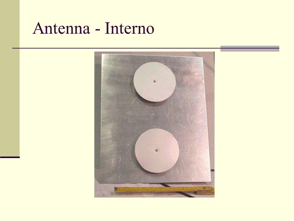 Antenna - Interno