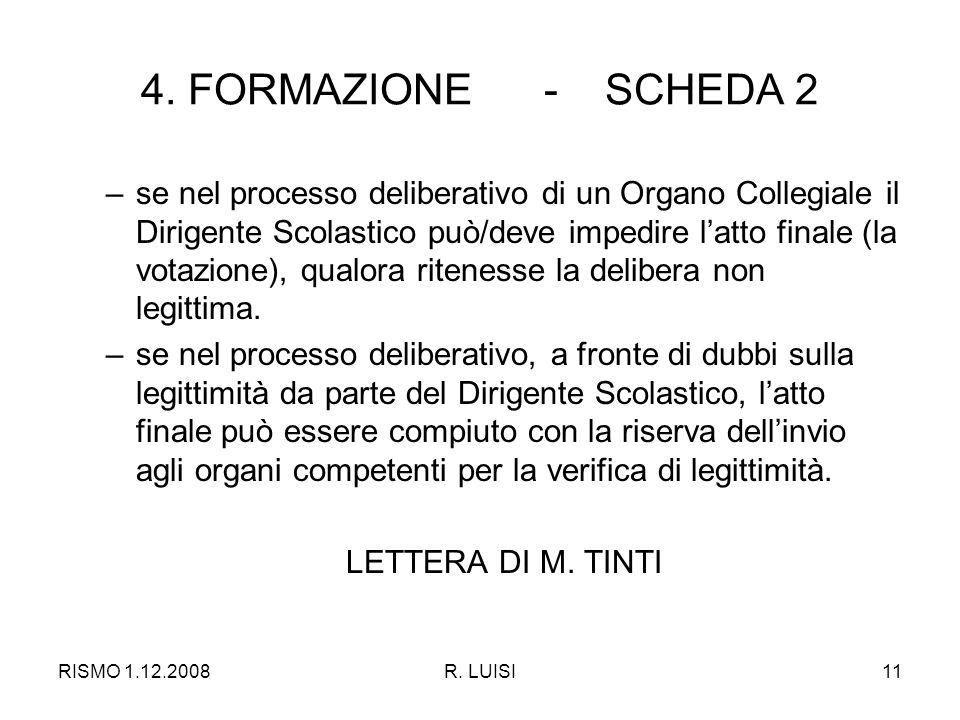 RISMO 1.12.2008R. LUISI11 4.